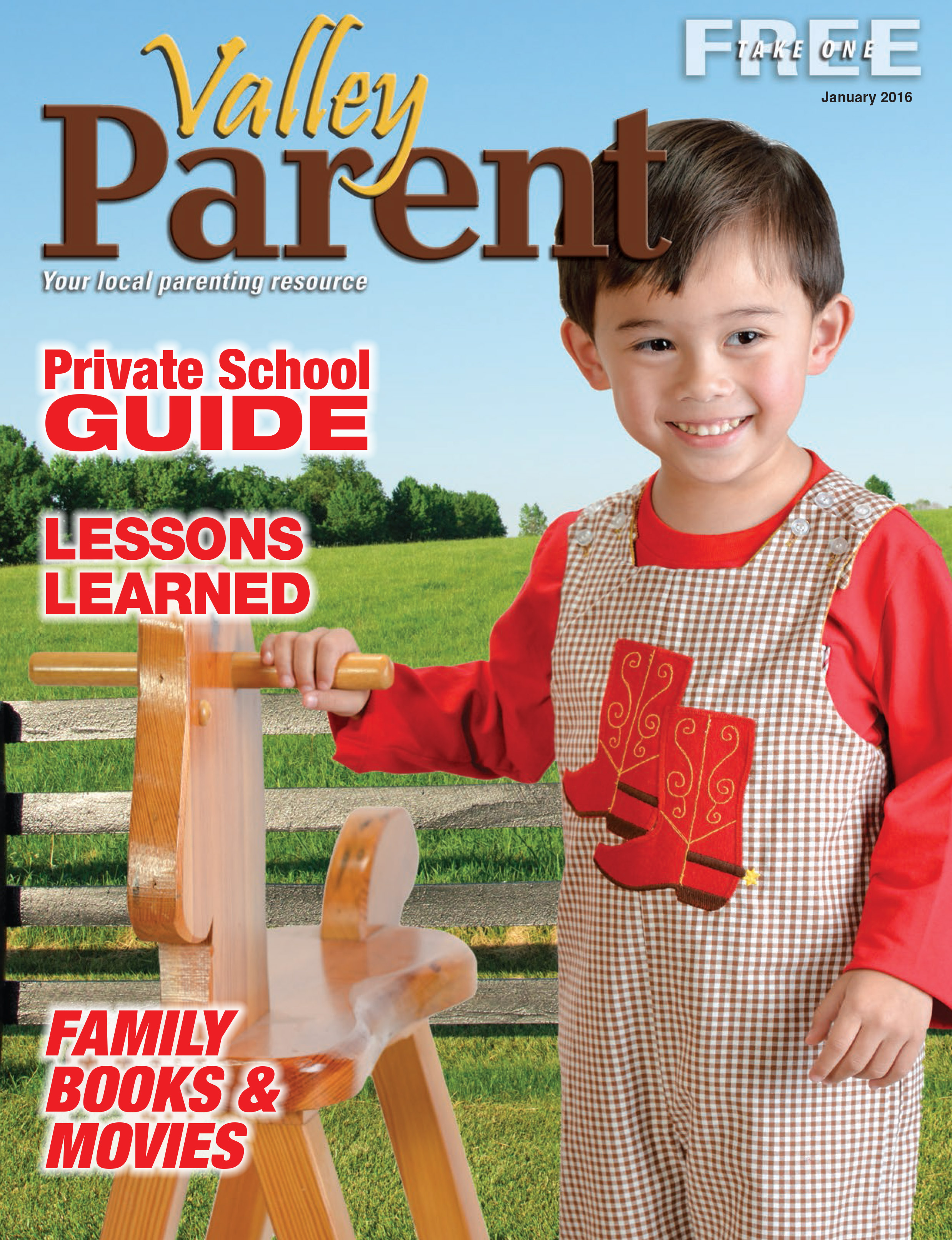 About Us - Valley Parent